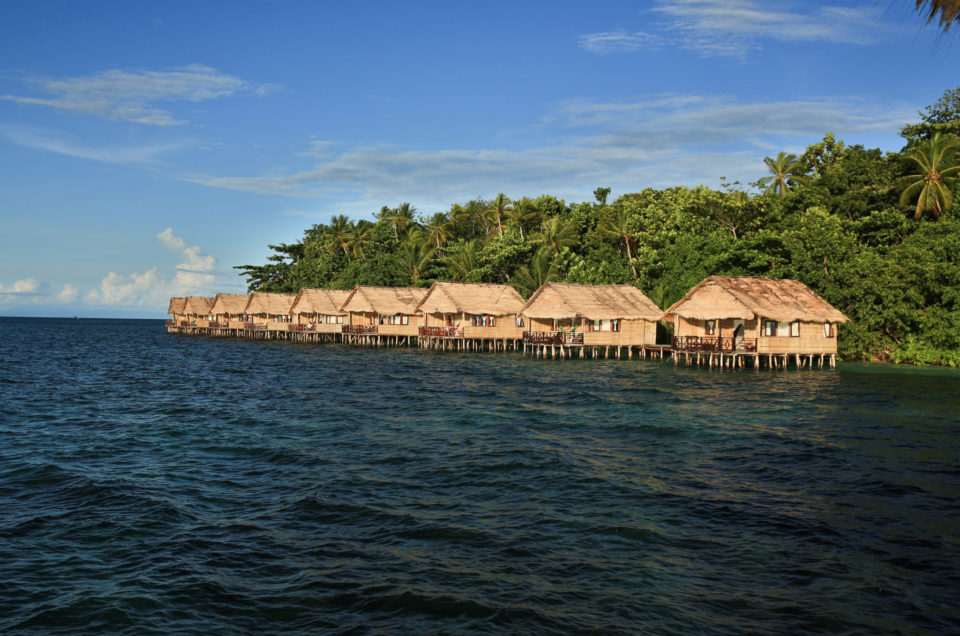 Le Papua Paradise Eco Resort