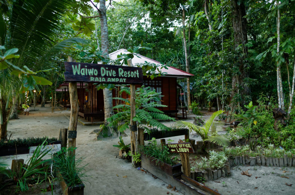 Waiwo Dive Resort