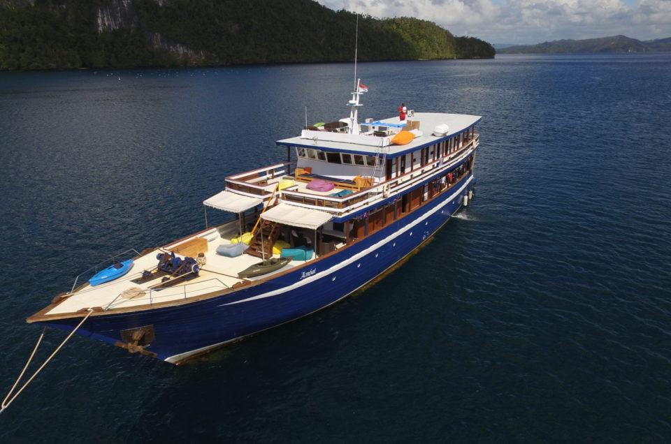Croisière plongée au Raja Ampat