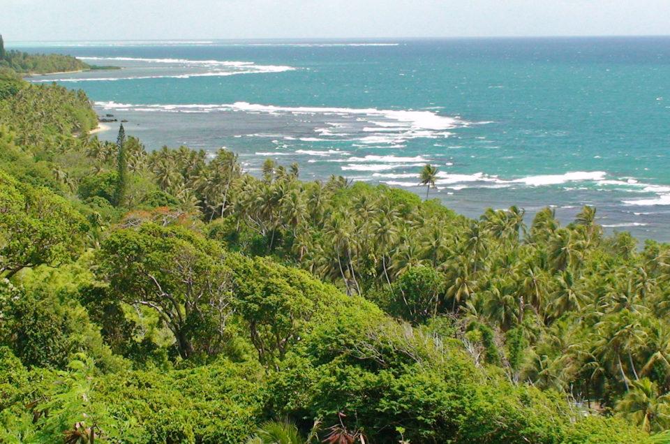 Nouvelle Calédonie , la Grande Terre