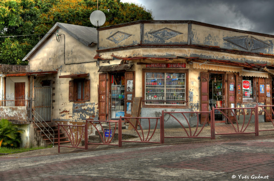 Nos cases créoles à La Réunion