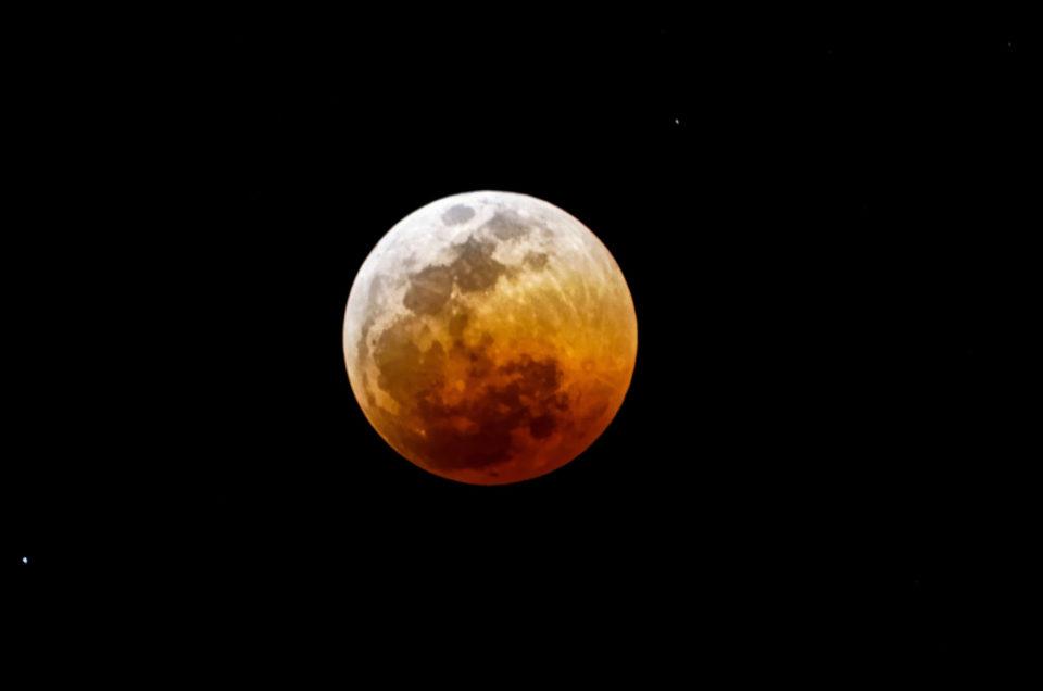 Eclipse de Lune du 27/28 juillet 2018