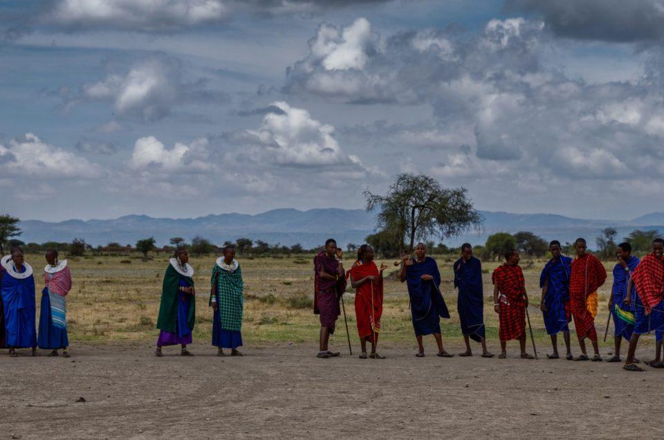 Les Massaïs ou Maasaï ou Masaï ....Tanzanie 2018