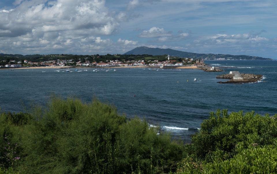 Le littoral Basque français