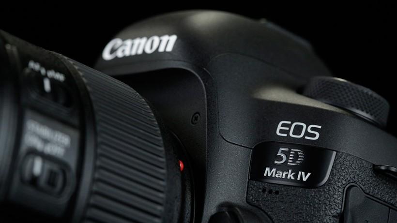 Canon 5Dmk3 et Canon 5Dmk4