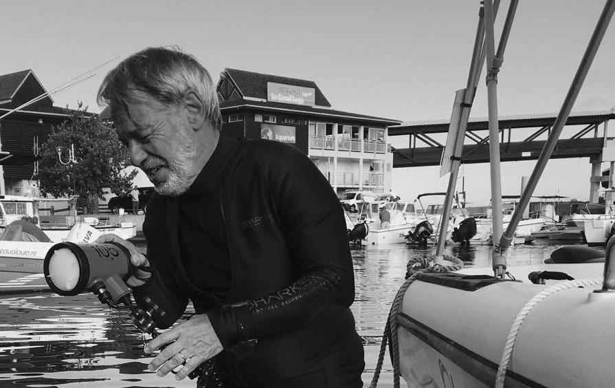Des images de Fred Di Meglio en plongée