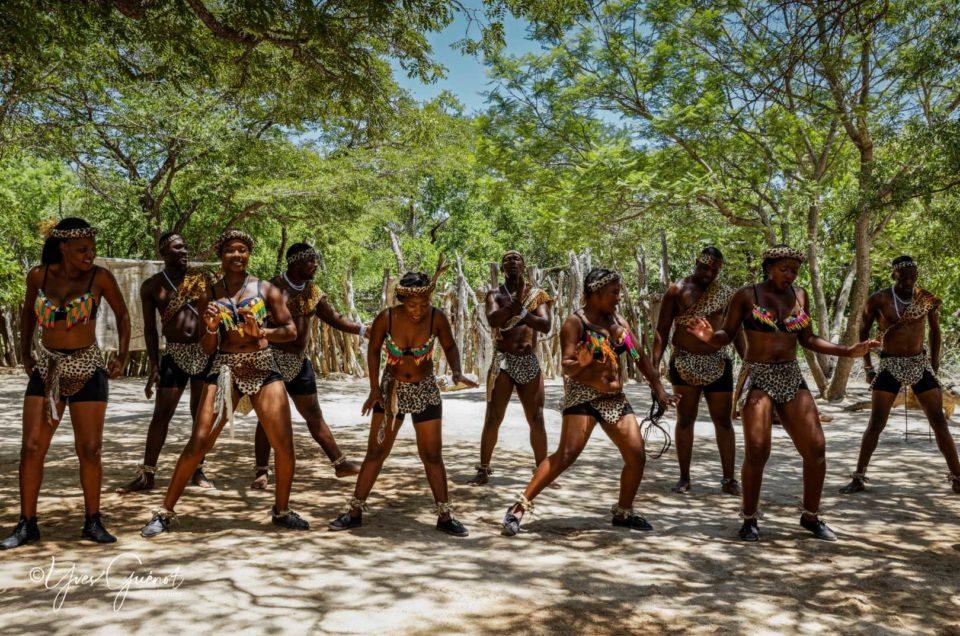Nyani Cultural Village à Hoedspruit Af du Sud