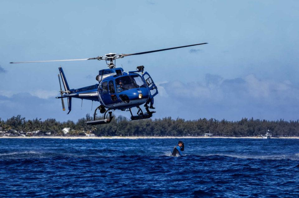 Sauvetage , assistance plongeur accidenté et recherche d'un plongeur perdu …